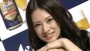 北川景子 アサヒ  くつろぎ仕込